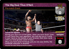 The Big Deal Titus O'Neil