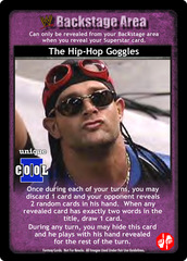 The Hip-Hop Goggles