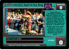 <i>Revolution</i> Warrior's Dash to the Ring