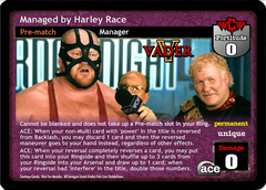 Managed by Harley Race