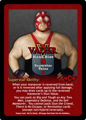 Vader Superstar Card