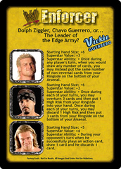 Dolph Ziggler, Chavo Guerrero, or...The Leader of the Edge Army?