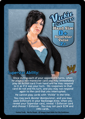Vickie Guerrero Superstar Card