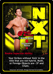 Wade Barrett Superstar Card