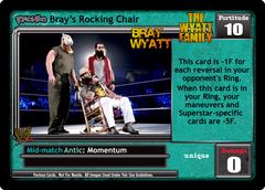 <i>Revolution</i> Bray's Rocking Chair