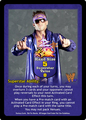 Zack Ryder Superstar Card