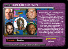 <i>Revolution</i> Incredible High Flyers