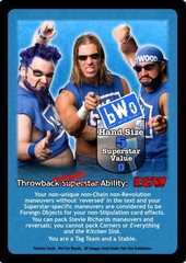 bWo Superstar Card
