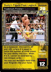 Dusty's Figure Four Leglock