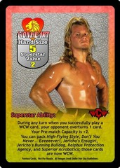 The Lionheart Superstar Card