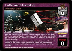 Ladder Match Innovators