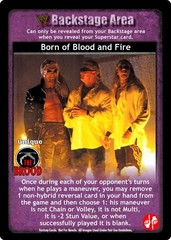 Born of Blood & Fire