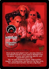 The Brood Superstar Card