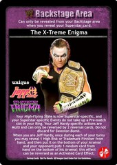 The X-Treme Enigma