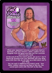 Val Venis Superstar Card