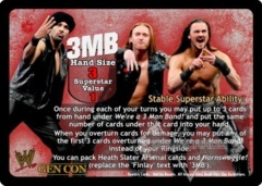 3MB Superstar Card (PROMO)