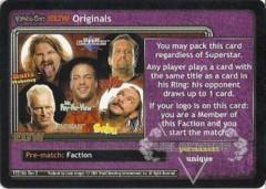 <i>Revolution</i> ECW Originals