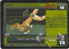 <i>Revolution</i> X-Treme Twist of Fate