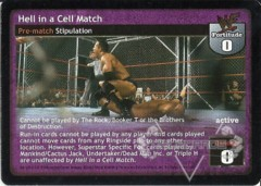 Hell in a Cell Match