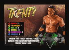 Trent? Competitor Card