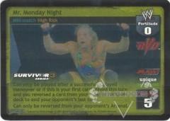 Mr. Monday Night - SS3