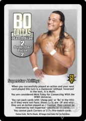 Bo Dallas Superstar Card