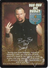 Buh-Buh Ray Dudley Superstar Card - SS2