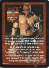 The Boogeyman Superstar Card