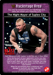 The Night-Mayor of Suplex City