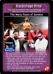 The Many Faces of Sandow