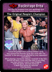 The Original People's Champion