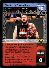The Kevin Owens Show