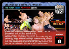 Steamboat's Legendary Ring Skill