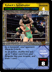 Ryback's Spinebuster