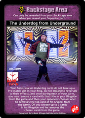 The Underdog from Underground