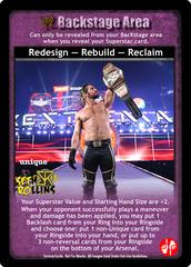 Redesign – Rebuild – Reclaim