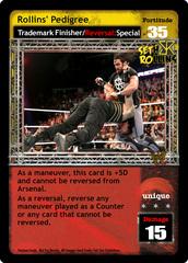 Rollins' Pedigree