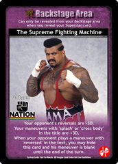 The Supreme Fighting Machine
