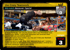 Uso Crazy Teamwork