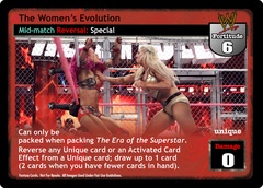 The Women's Evolution