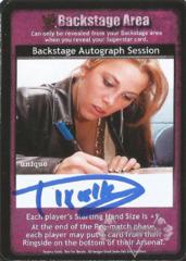 Backstage Autograph Session - Rikishi