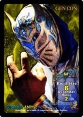 Sin Cara Superstar Card (PROMO)