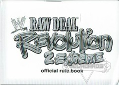 <i>Revolution</i> 2: Extreme Rule Book