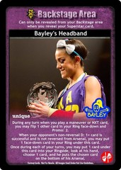 Bayley's Headband
