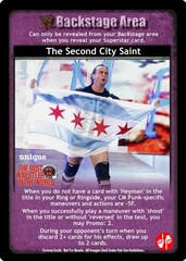The Second City Saint