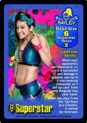 Bayley Superstar Card - VSS (1)