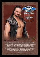 Drew McIntyre Superstar Card - VSS