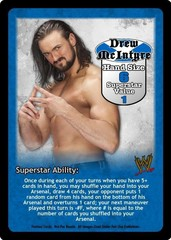 Drew McIntyre Superstar Card