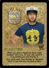 Fandango Superstar Card - VSS