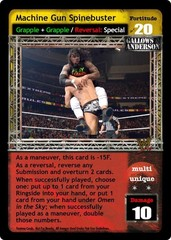 Machine Gun Spinebuster